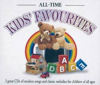 IMPORTED CD All-Time Kids´ Favourites (3CD)