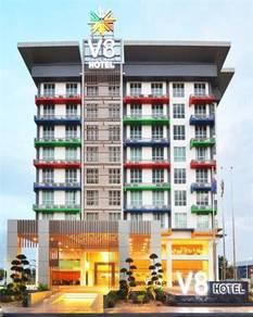 V8 Hotel (Johor)