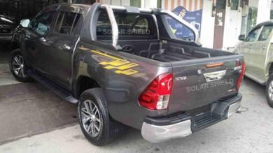 Toyota Revo Roll Bar