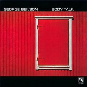 George Benson Body Talk 180g LP