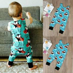 Baju Baby Boy Jumper Jumpsuit Overall Cotton