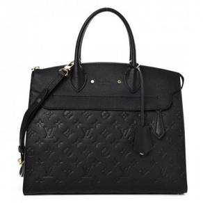 LOUIS VUITTON Empreinte Pont Neuf GM Noir Black
