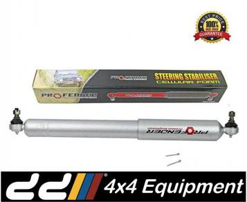 Profender Steering Damper For Toyota lc2 4x4 4wd
