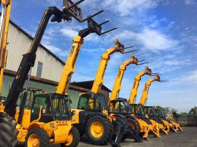 Imported JCB Telescopic Forklift (5m-17m)