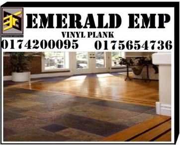 Vinyl/lantai/pvc floor pvc (emerald emp kedah)129