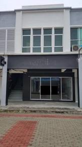 Ground Floor, Double Storey Inter Shoplot at Permy Phase 4, Miri