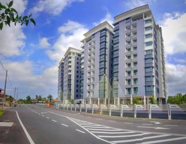 Penthouse Pangsapuri Peringgit Permai Peringgit Heights