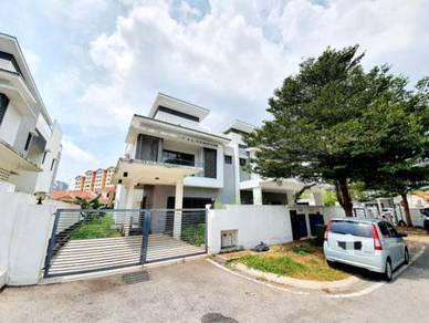 HOT 2.5 Semi Detach House Kayu Manis Garden Villa Seksyen 5 Bangi