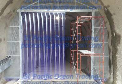 Anti-bird PVC Strip Curtain