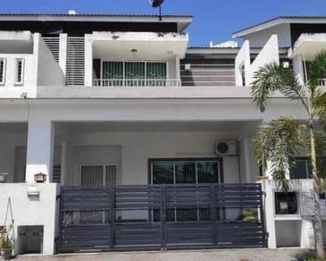 2 Storey Terrace House in Gerbang Lahat Bistari, Lahat, Perak