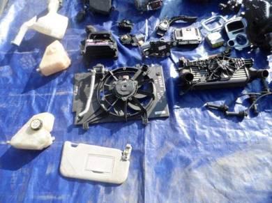 Ford fiesta spare parts accessories (auto fan)