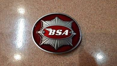BSA Motorcycle Belt Buckle triumph norton levis