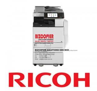Ricoh Copier Rental Scan Print