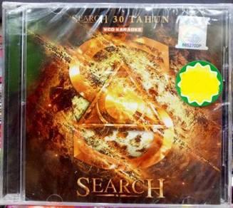 VCD KARAOKE SEARCH 30 Tahun 2VCD