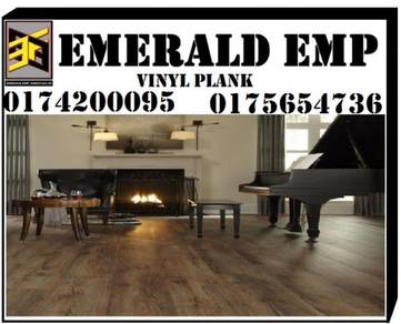 Vinyl/lantai/pvc floor pvc (emerald emp kedah)130