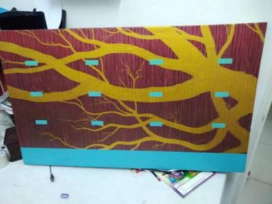 Lukisan oil painting 2