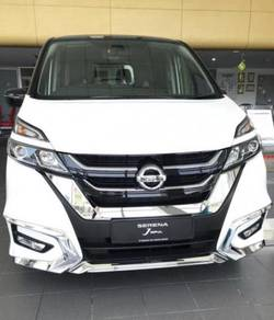 New Nissan Serena for sale