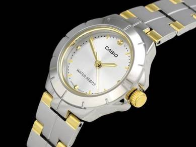 Watch- Casio Ladies LTP1242SG-7 -ORIGINAL