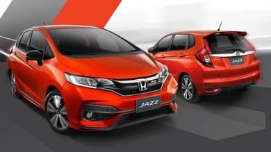 Honda Fit Jazz GK5 RS fullset bumper pp