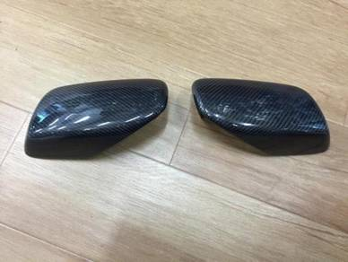 BMW E60 Carbon Fiber Side Mirror Cover Replacement