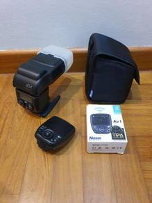 (For SONY) Nissin i60A with Air 1 Commander Remote
