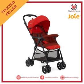 JOIE Aire Lite Lightweight Stroller - Lychee (Red)