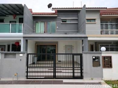Freehold 2 Storey Terrace House in Bandar Dato Onn, Johor Bahru, Johor
