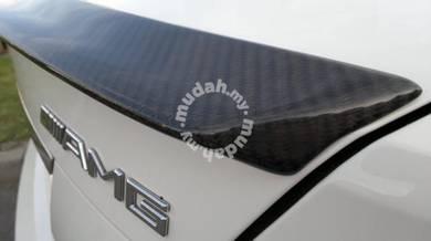 Mercedes W204 C-Class Carbon Fiber Boot Spoiler