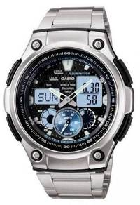 Watch - Casio World Time AQ190WD-1AV - ORIGINAL