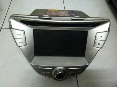 DVD player Touch Screen