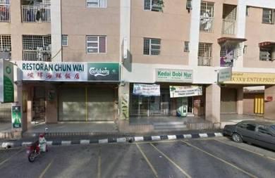 Shop Apartment Rawang Mutiara