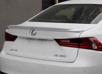 Lexus is250 LIP ABS SPOILER