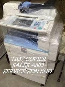 Photocopier machine mp3350