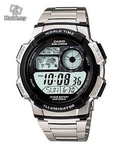 Casio AE-1000WD-1AVDF Original Genuine Watch