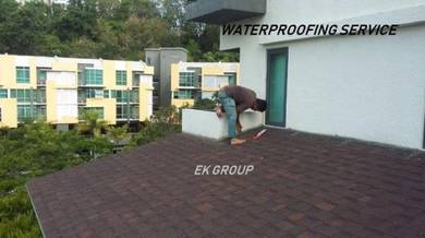 Sabah waterproofing leaking protection services