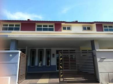 [ Gated Guarded Terrace House ] CCC ready Kuantan 2019