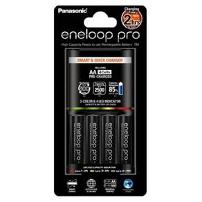 Panasonic Eneloop 2Hr Quick Charger Set