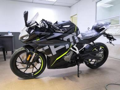 CFMOTO 250SR (ABS) (250cc super sport)(sr250)