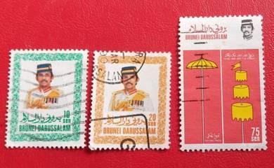 Setem Brunei (3 pcs) - Set X55