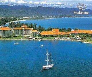 Shangri-la's Tanjung Aru Resort & Spa, Sabah