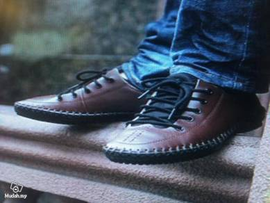 British Genuine Leather Casual Shoes