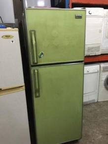 Vintage Refrigerator Peti Sejuk National Fridge
