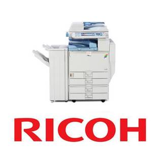 Ricoh MPC3501 Rental Copier 3in1