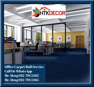 Best Office Carpet Roll With Install G60