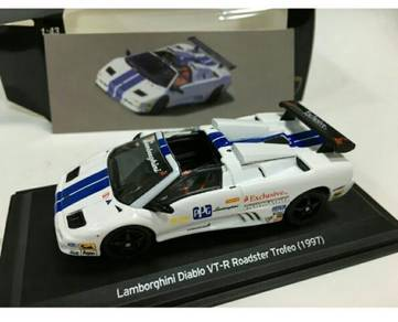 1:43 Lamborghini VT-R Roadster 1997