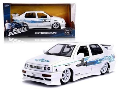 Fast & Furious Jesse's Volkswagen Jetta (1/24)