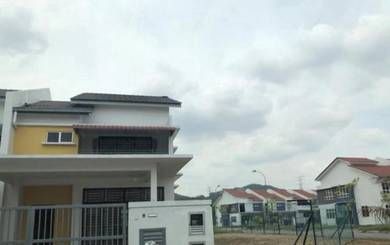 Corner Double Storey Terrace House at Nusantara Prima nx to Nusa Bayu