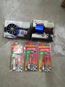 Turbo whistle F1 fan