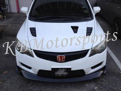 Honda Civic FD Mugen Bonnet Hood JSracing Feel