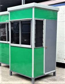 Portable Guard House Cabin Container